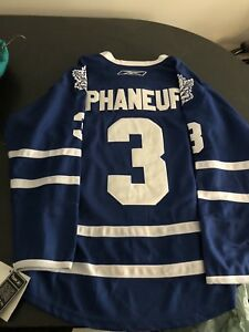 Phaneuf - Toronto Maple Leafs Jersey