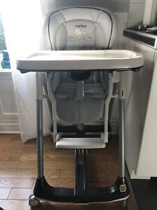 Peg-Perego - chaise haut - high chair - baby bébé - prima papa