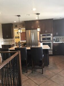 West Kelowna home with pool for rent( furnished)