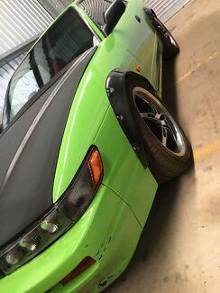S13 Silvia drift ready