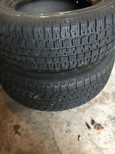 205/70/R14 two snow tires