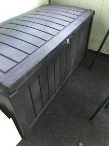 Deck Bin
