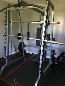 In home gym