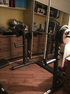 Bench press gold gym xrs-20