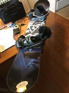 Great Snowboard/Boots Deal - NEW