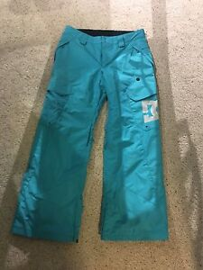 Large Men's DC Snowpants