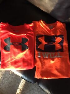 Under armour youth t-shirts