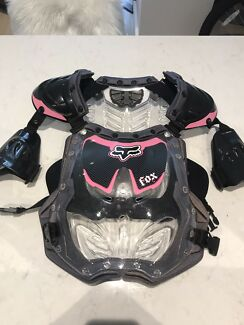 Fox Chest and Back Protector