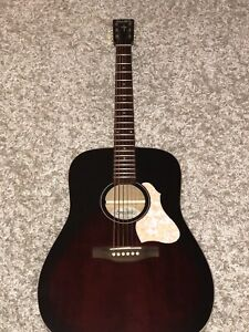 Simon Patrick Songsmith acoustic guitar