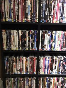 DVDS OVER 300+ POPULAR FILMS! INSTANT COLLECTION!! Noble Park North Greater Dandenong Preview