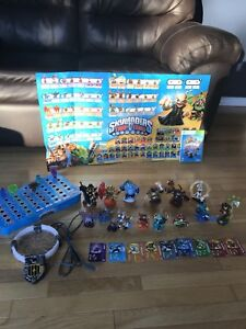 Xbox360 skylanders Trap Team with 15 characters