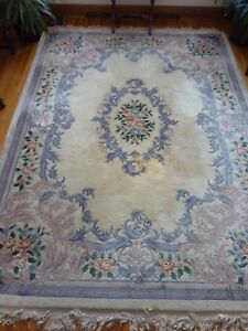 GANSU Wool Carpet  *** REDUCED ***