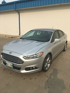 2013 4dr Ford Fusion SE