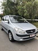 Hyundai Getz SX 2011 Rego and RWC Milton Brisbane North West Preview