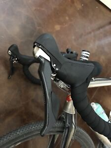 Shimano Hydraulic RS-685 shifters & RS-785 brakes
