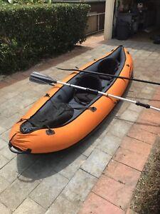 1 or two man Inflatable kayak