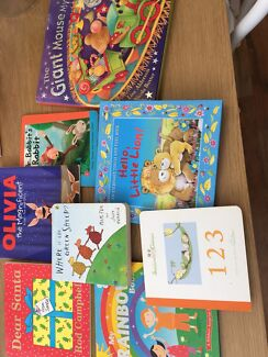 Children's books bulk set- perfect for early years