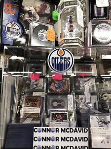 SALE TODAY 60 Different CONNOR MCDAVID Cards in Stock OILERS