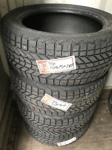 225/50R17 winter tires (4)