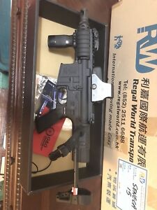 Vfc m4 airsoft 99% new (pick up today for better price)