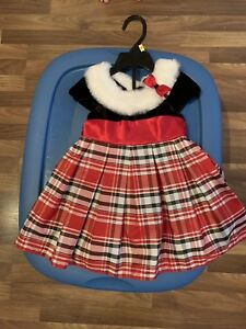 Toddler girl holiday/Christmas dresses