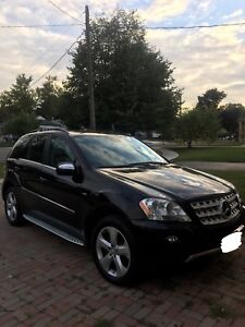 Mercedes ml 350 Bluetec 2010