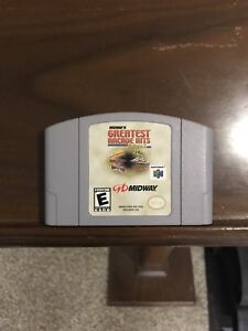 N64 Midway Greatest Arcade Hits