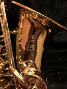 Buffet Alto Saxophone