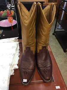 Western boots Sumner Brisbane South West Preview