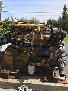 4.5 John Deere engine