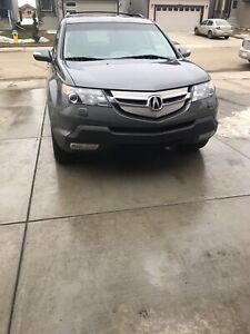 Acura MDX Sh-awd  2008 MDX with tech package