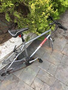 Kona 'Dew City' 56cm bike frame — imported to Australia
