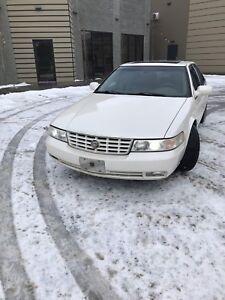 2002, Cadillac STS, 177300km, $4,000
