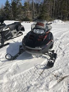 2002 Arctic Cat ZRT 600 in awesome shape