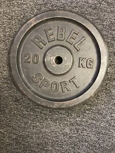 Weight Plates - 160kg