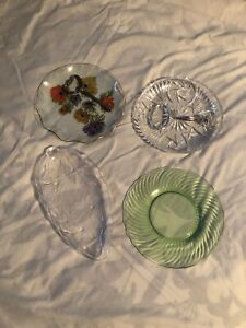 SERVING/DECORATIVE PLATES