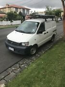 Toyota Townace 2001 Sliding door (pictured but unattached now) Malvern Stonnington Area Preview