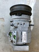 Ford BA XR6, air-condition compressor Queenstown Port Adelaide Area Preview