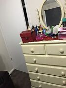 Dressing table with mirror top Kingsville Maribyrnong Area Preview