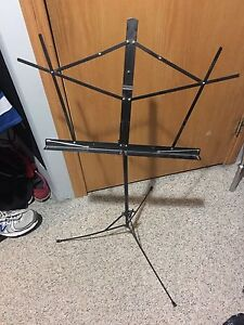 Collapsible Music Stand $10