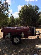 Red rock off road camper trailer Camperdown Corangamite Area Preview