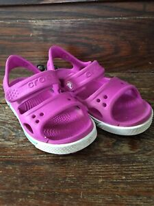 Crocs bayaband sandal - toddler 10