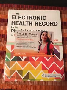 Electronic Health Record textbook