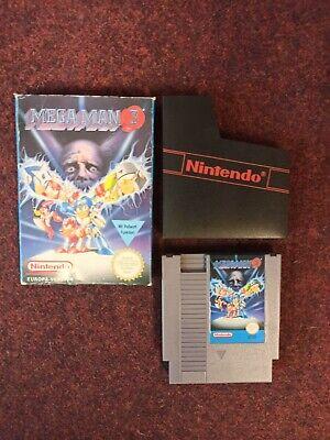 Nintendo NES Mega Man 3 in OVP