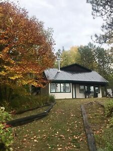 4-bed All season Lakefront Cottage near Algonquin - Xmas/NY!