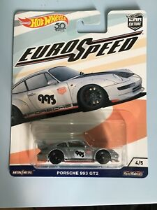 Hot Wheels Car Culture Porsche 993 GT2 EUROSPEED