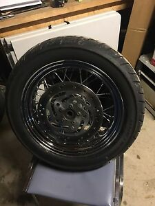 Dyna Wide Glide Rims & Tires