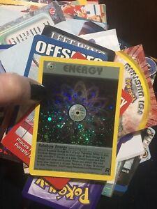 Pokémon Rainbow Energy Card
