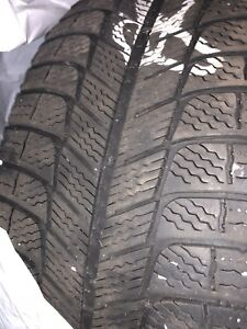 Michelin xicei3 size 17 winter tires for sale