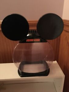 Mickey Mouse Fishtank